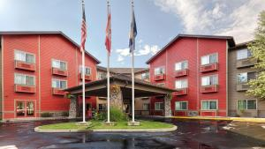 Best Western Rocky Mountain Lodge - Hotel - Whitefish Mountain Resort