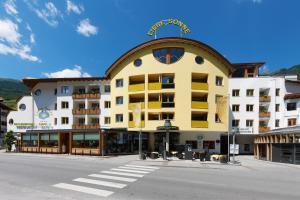 Hotel Liebe Sonne, Зёльден