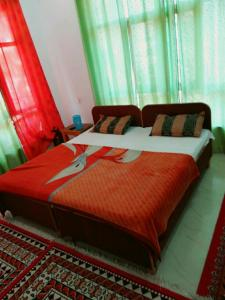 House in Dharamshala near Dalai's Abode, Проживание в семье  Дармсала - big - 25