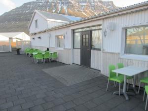 Kaffihúsid Eskifirdi - Fáskrúðsfjörður