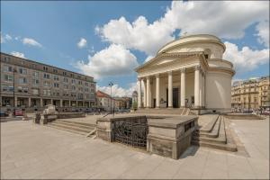 P&O Apartments Plac Trzech Krzyzy