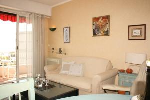 L'epsom, Апартаменты  Кань-сюр-Мер - big - 10