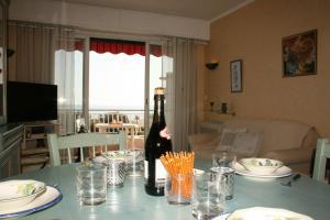 L'epsom, Апартаменты  Кань-сюр-Мер - big - 8