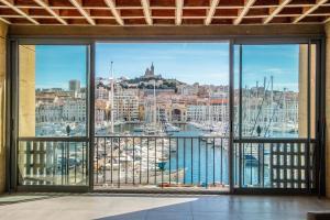 Old Port Resort Marseille - appt. Luxe 180m2, 3 bdrm - Apartment - Marseille