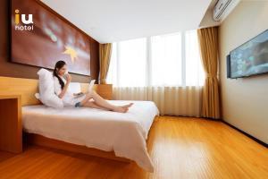 IU Hotel Zhengzhou Xinzheng Yasi College, Hotely  Xinzhengzhan - big - 41