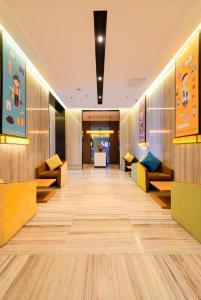 IU Hotel Zhengzhou Xinzheng Yasi College, Hotely  Xinzhengzhan - big - 39