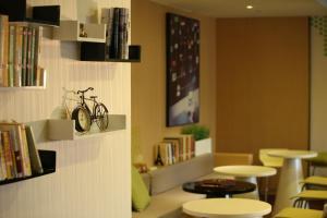 IU Hotel Zhengzhou Xinzheng Yasi College, Hotely  Xinzhengzhan - big - 37