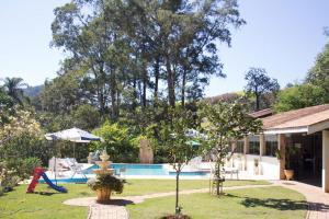 Pousada Colina Boa Vista, Pensionen  Piracaia - big - 143