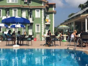 Отель The Green Valley Hotel, Олюдениз