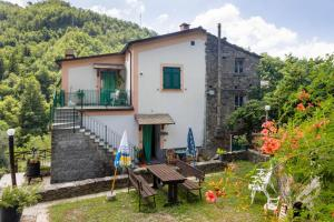 Accommodation in Borzonasca