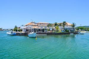 Hotel Residencial Portoveleiro, Guest houses  Cabo Frio - big - 1
