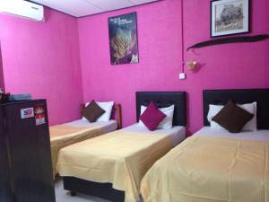The Box Chalet, Motels  Pantai Cenang - big - 54