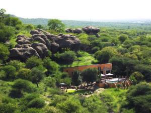 Sasa Safari Camp, Chaty v prírode  Outjo - big - 16