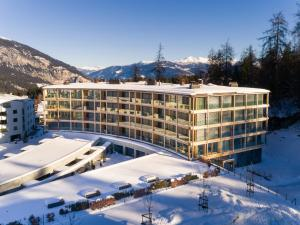 Edelweiss Mountain Suites 07-06 - Apartment - Flims