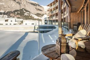Edelweiss Mountain Suites 04-01 - Apartment - Flims
