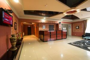 Hotel Comfort, Szállodák  Olhovszkij - big - 33