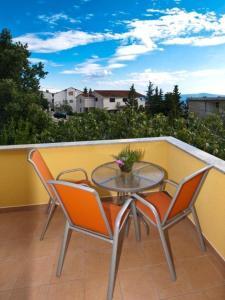 Apartments Vila Rosa Mora, Apartmány  Crikvenica - big - 10