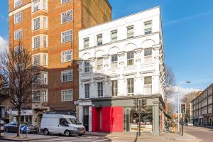 Drayton, Апартаменты  Лондон - big - 12