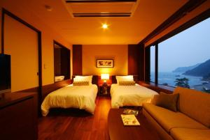 Hotel Kinparo, Hotels  Toyooka - big - 48