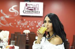 Hotel Cosmopolita Ambato, Отели  Амбато - big - 16