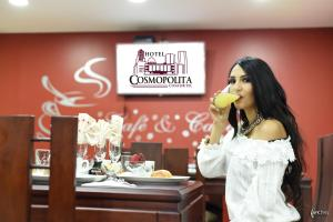 Hotel Cosmopolita Ambato, Отели  Амбато - big - 17