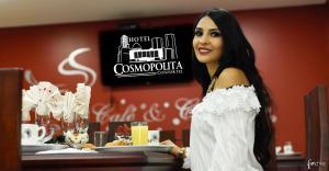 Hotel Cosmopolita Ambato, Szállodák  Ambato - big - 21