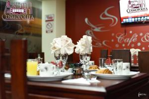 Hotel Cosmopolita Ambato, Отели  Амбато - big - 25