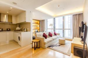 Huanqiu 188 International Apartment, Apartmány  Suzhou - big - 1