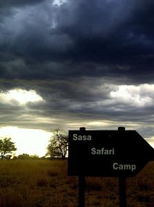 Sasa Safari Camp, Chaty v prírode  Outjo - big - 35