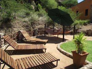 Sasa Safari Camp, Chaty v prírode  Outjo - big - 40
