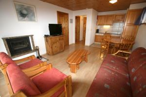Résidence Mont-Calme, Apartmanhotelek  Nendaz - big - 4