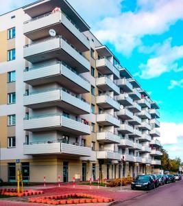 Apartament Bluland Białystok