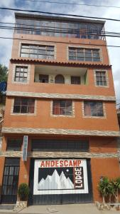 Andescamp Hostel, Hostely  Huaraz - big - 35