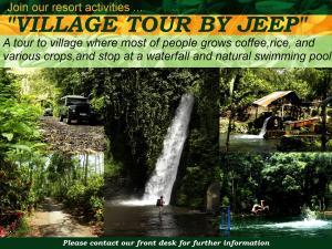 Margo Utomo Hill View Resort, Комплексы для отдыха с коттеджами/бунгало  Kalibaru - big - 16