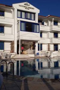 Victoria Suite Hotel & Spa, Hotels  Turgutreis - big - 69