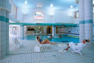 Résidence Eau de forme - Hotel - Mont-Louis