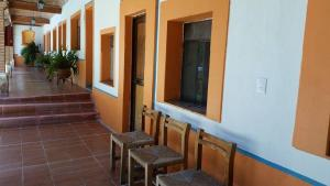 Hotel Los Mezquites, Hotel  Tequisquiapan - big - 14