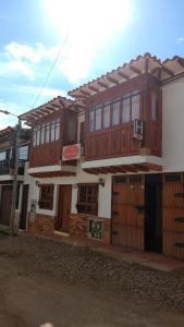 Apartahotel La Gran Familia, Residence  Villa de Leyva - big - 35