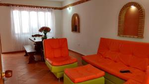 Apartahotel La Gran Familia, Residence  Villa de Leyva - big - 15