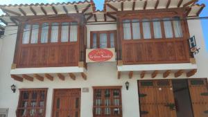 Apartahotel La Gran Familia, Апарт-отели  Вилья-де-Лейва - big - 14