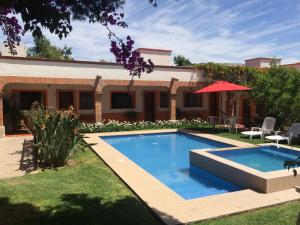 Hotel Los Mezquites, Hotel  Tequisquiapan - big - 12