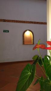 Apartahotel La Gran Familia, Residence  Villa de Leyva - big - 45