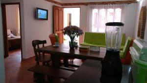 Apartahotel La Gran Familia, Апарт-отели  Вилья-де-Лейва - big - 22