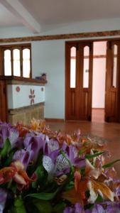 Apartahotel La Gran Familia, Aparthotels  Villa de Leyva - big - 70