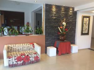 Hotel Santander, Hotely  Villa Carlos Paz - big - 23