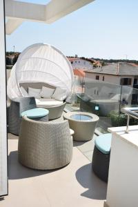 Apartments Lofiel, Ferienwohnungen  Novalja - big - 90