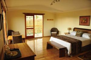 Sanctum Cottages, Vidéki vendégházak  Grabouw - big - 25