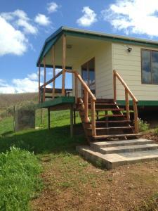 Sanctum Cottages, Vidéki vendégházak  Grabouw - big - 15