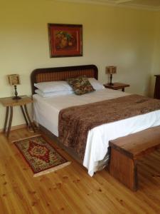 Sanctum Cottages, Vidéki vendégházak  Grabouw - big - 23