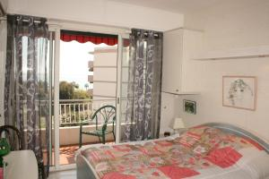 L'epsom, Апартаменты  Кань-сюр-Мер - big - 13